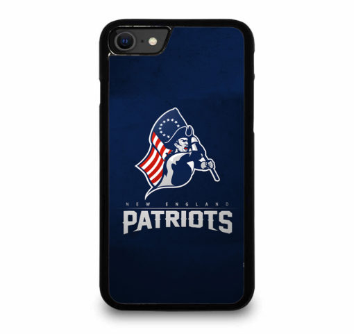 New NFL New England Patriots for iPhone SE (2020) Case Cover