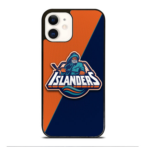 New York Islanders NHL Logo for iPhone 12 Case Cover