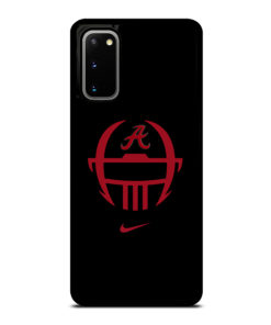 Nike Alabama Crimson Tide Logo for Samsung Galaxy S20 Case Cover