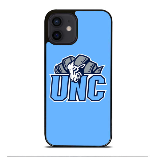 North Carolina Tar Heels Logo for iPhone 12 Mini Case Cover