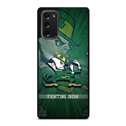 Notre Dame Fighting for Samsung Galaxy Note 20 Case