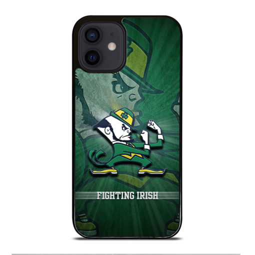Notre Dame Fighting for iPhone 12 Mini Case Cover