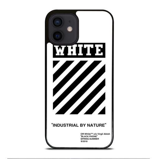 Off White for iPhone 12 Mini Case