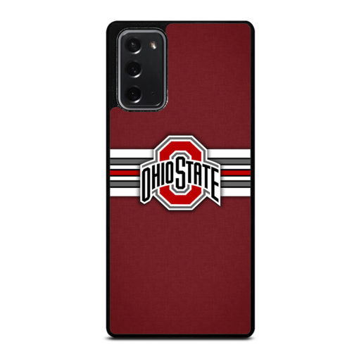 Ohio State Buckeyes University for Samsung Galaxy Note 20 Case Cover