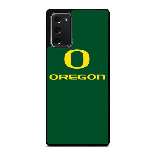 Oregon Ducks for Samsung Galaxy Note 20 Case Cover