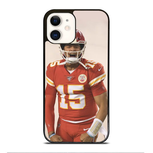 PATRICK MAHOMES KANSAS CITY for iPhone 12 Case Cover