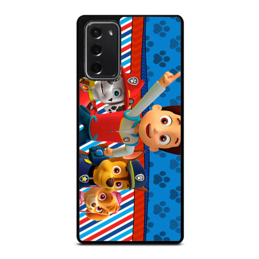 PAW PATROL AND FRIENDS for Samsung Galaxy Note 20 Case