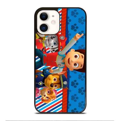 PAW PATROL AND FRIENDS for iPhone 12 Case