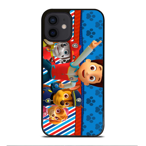 PAW PATROL AND FRIENDS for iPhone 12 Mini Case Cover