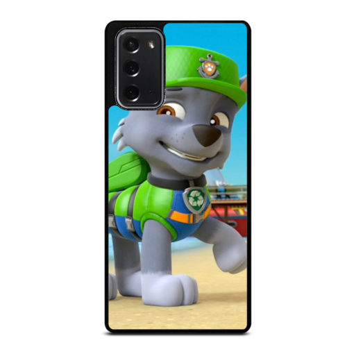 PAW PATROL ROCKY for Samsung Galaxy Note 20 Case