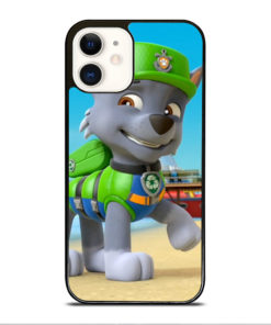 PAW PATROL ROCKY for iPhone 12 Case Cover