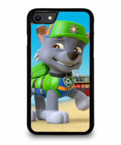 PAW PATROL ROCKY for iPhone SE (2020) Case Cover