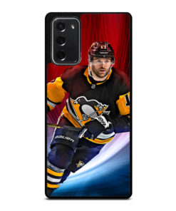 Pittsburgh Penguins Bryan Rust for Samsung Galaxy Note 20 Case