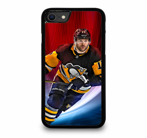 Pittsburgh Penguins Bryan Rust for iPhone SE (2020) Case Cover