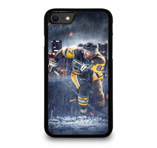 Pittsburgh Penguins Sidney Crosby for iPhone SE (2020) Case Cover