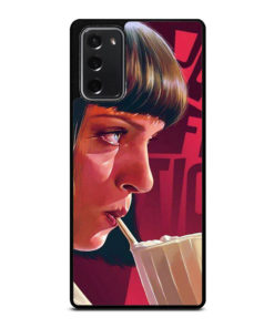Pulp Fiction Mia Wallace for Samsung Galaxy Note 20 Case
