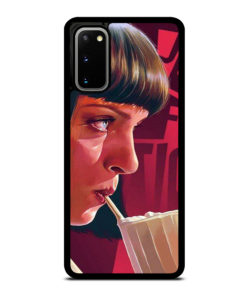 Pulp Fiction Mia Wallace for Samsung Galaxy S20 Case