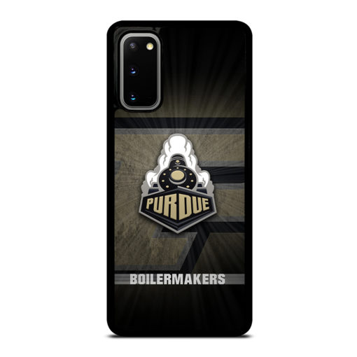 Purdue University Train Boilermakers for Samsung Galaxy S20 Case