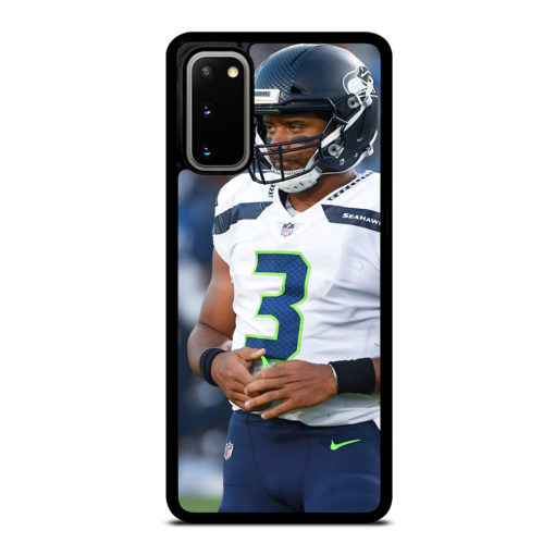 Russell Wilson Seattle Seahawks for Samsung Galaxy S20 Case