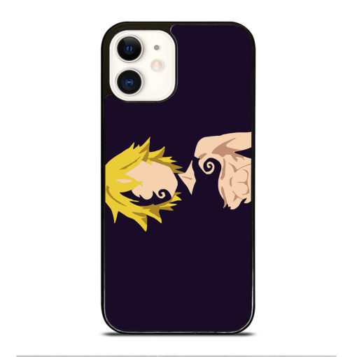 SEVEN DEADLY SINS for iPhone 12 Case