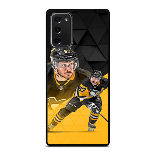 SIDNEY CROSBY PITTSBURGH PENGUINS for Samsung Galaxy Note 20 Case