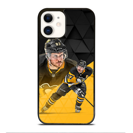 SIDNEY CROSBY PITTSBURGH PENGUINS for iPhone 12 Case Cover