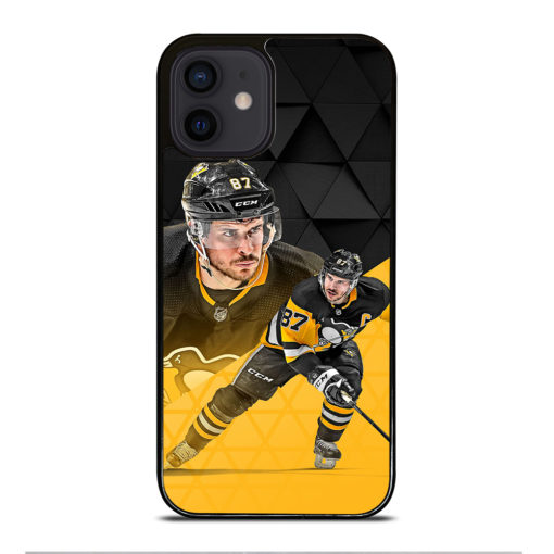 SIDNEY CROSBY PITTSBURGH PENGUINS for iPhone 12 Mini Case