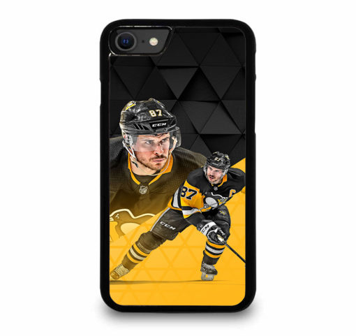 SIDNEY CROSBY PITTSBURGH PENGUINS for iPhone SE (2020) Case