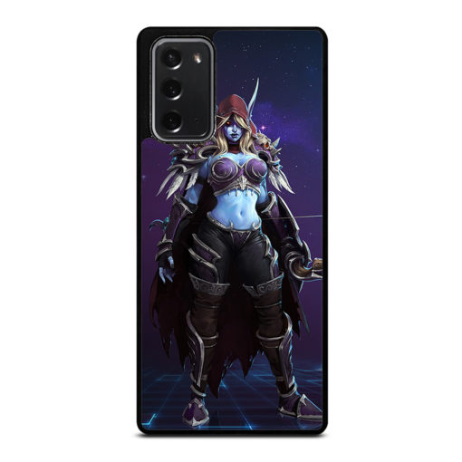 SYLVANAS WINDRUNNER for Samsung Galaxy Note 20 Case Cover