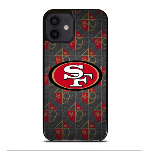 San Francisco 49ers Logo for iPhone 12 Mini Case Cover