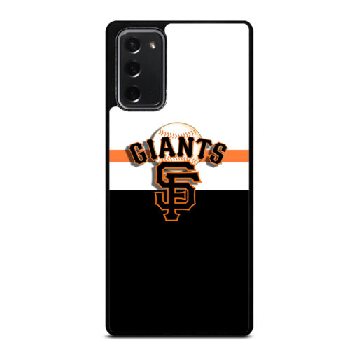 San Francisco Giants for Samsung Galaxy Note 20 Case
