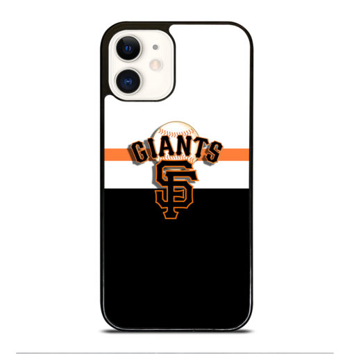 San Francisco Giants for iPhone 12 Case Cover