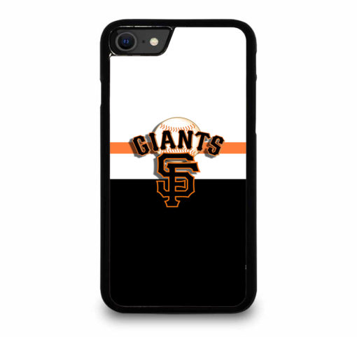 San Francisco Giants for iPhone SE (2020) Case Cover