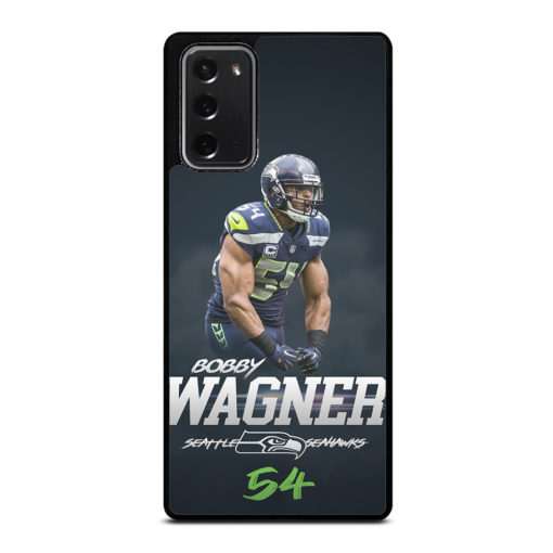 Seattle Seahawks Bobby Wagner for Samsung Galaxy Note 20 Case Cover