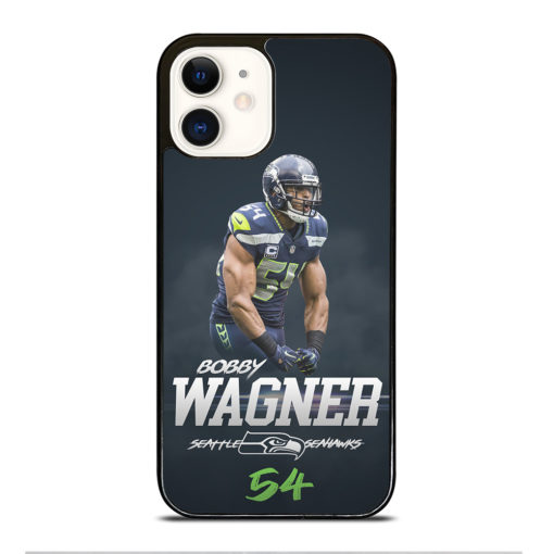 Seattle Seahawks Bobby Wagner for iPhone 12 Case