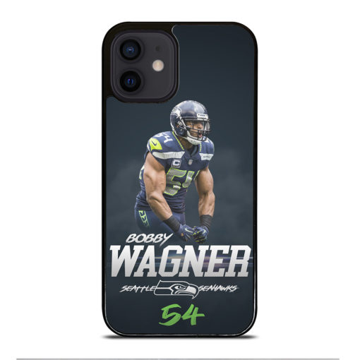Seattle Seahawks Bobby Wagner for iPhone 12 Mini Case Cover