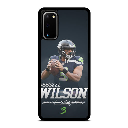 Seattle Seahawks Russell Wilson for Samsung Galaxy S20 Case