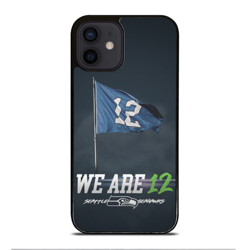 Seattle Seahawks We Are 12 for iPhone 12 Mini Case Cover
