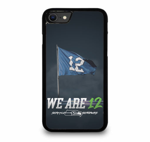 Seattle Seahawks We Are 12 for iPhone SE (2020) Case Cover
