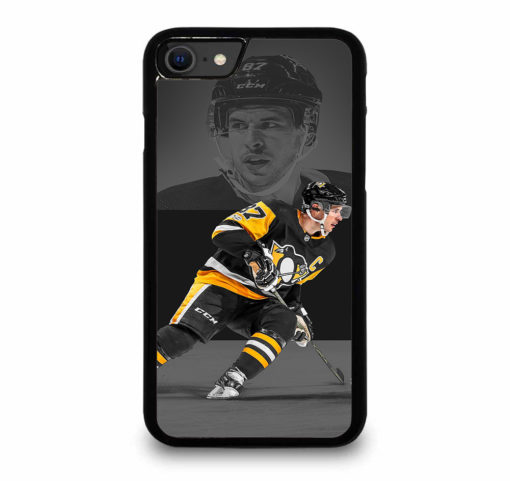 Sidney Crosby Captain Pittsburgh Penguins for iPhone SE (2020) Case Cover