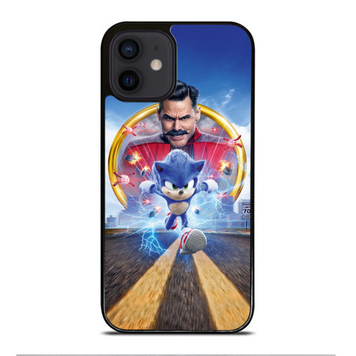 Sonic The Hedgehog Poster for iPhone 12 Mini Case