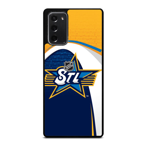 St Louis Blues for Samsung Galaxy Note 20 Case Cover