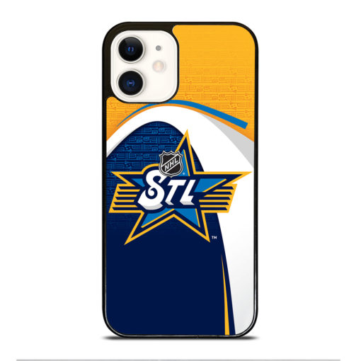 St Louis Blues for iPhone 12 Case Cover