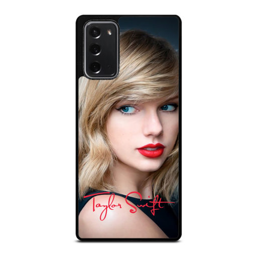 TAYLOR SWIFT LIPSTICK for Samsung Galaxy Note 20 Case Cover