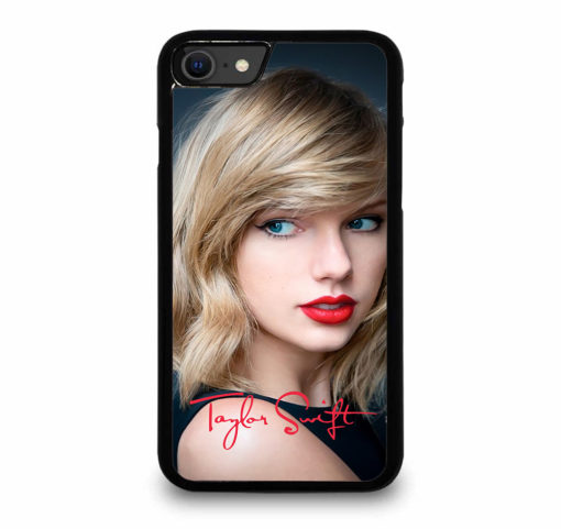 TAYLOR SWIFT LIPSTICK for iPhone SE (2020) Case Cover