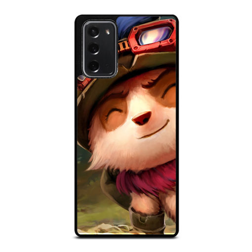 TEEMO LEAGUE OF LEGENDS for Samsung Galaxy Note 20 Case Cover