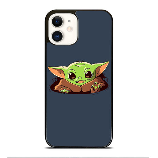 THE CHILD BABY YODA for iPhone 12 Case Cover