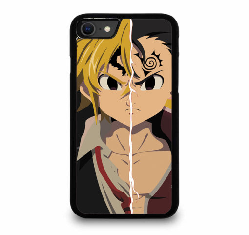 THE SEVEN DEADLY SINS for iPhone SE (2020) Case Cover