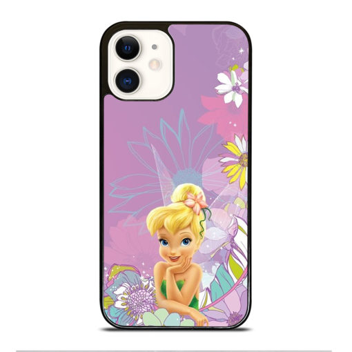 TINKERBELL FAIRY FLORAL for iPhone 12 Case Cover