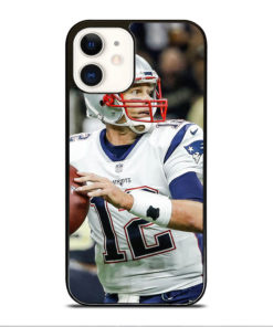 TOM BRADY NFL for iPhone 12 Case Cover